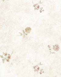 White Leanne by  Brewster Wallcovering