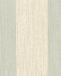 Kittery Aqua Affinity Stria by  Brewster Wallcovering