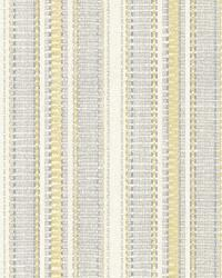 Ellsworth Butter Sunny Stripe by  Brewster Wallcovering