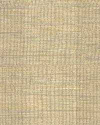 Oakland Beige Grasscloth Stripe by  Brewster Wallcovering