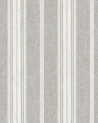 Jonesport Grey Cabin Stripe by  Brewster Wallcovering