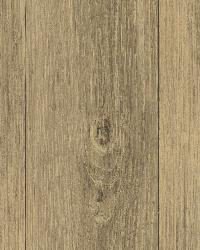 Cumberland Brown Faux Wood Texture by  Brewster Wallcovering