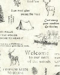 North Hills Cream Script by
