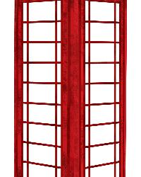 Giant London Phone Booth Novelty Dry Erase Decal by
