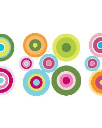 Candy Dot Wall Stickers by