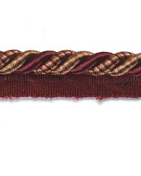 Adams Lipcord Scarlet by  Stout Trim