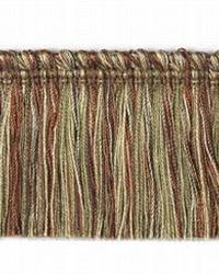 Adventure Brush Fringe Spice by  Stout Trim