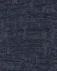 Blue Abstract Fabric  Amorita Navy