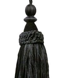 Battersea Key Tassel Ebony by