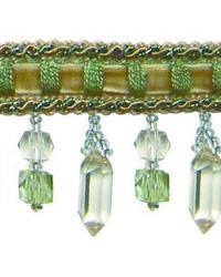 Chagall Beaded Fringe Seaglass by