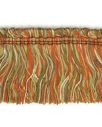 Debonair Brush Fringe Tangerine by