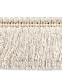 Debonair Brush Fringe Ivory by