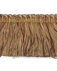 Debonair Brush Fringe Rosewood by
