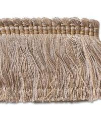 Debonair Brush Fringe Linen by