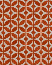 Circles and Swirls Fabric  Depeche Mode 343 Lobster