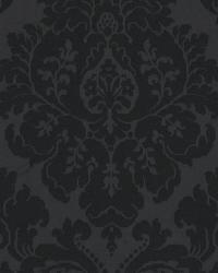 Ralph Lauren Albertine Damask Jet Fabric