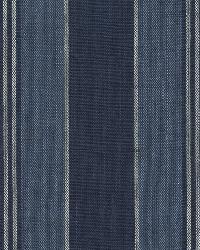 East Indies Stripe Indigo by