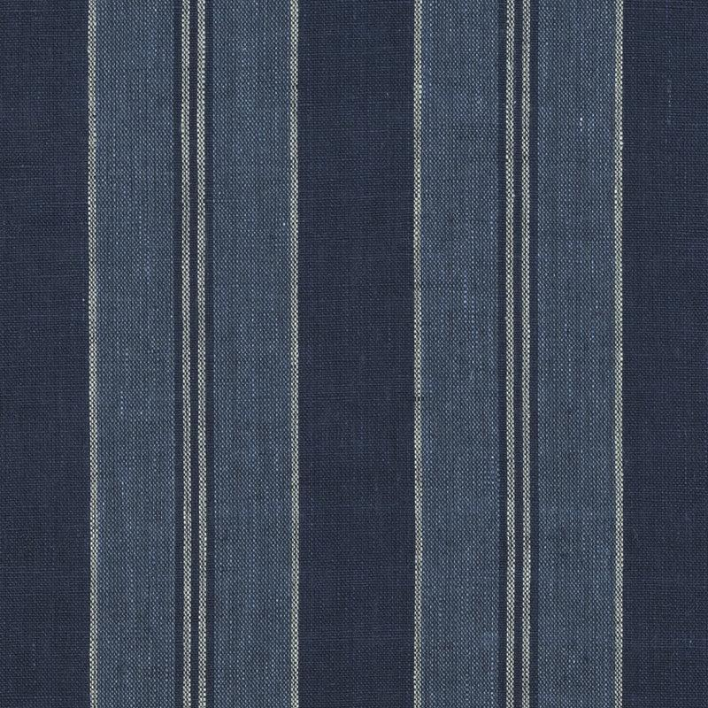 ralph lauren fabrics east indies stripe indigo. Black Bedroom Furniture Sets. Home Design Ideas