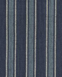 Bungalow Stripe Indigo by