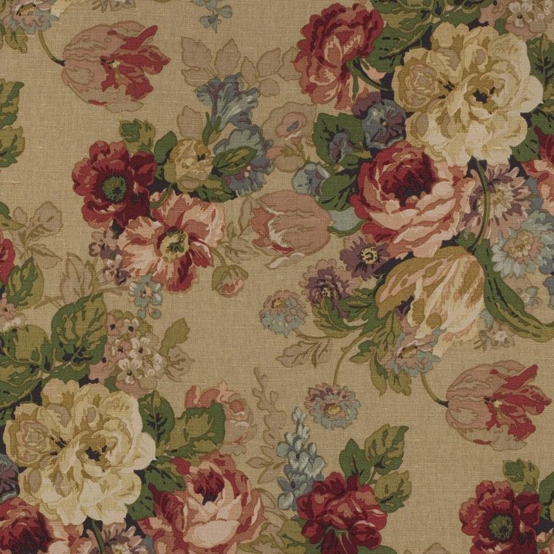 Ralph Lauren Fabrics Pergola Floral Tea