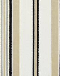 Astwood Silk Stripe Pearl by  Ralph Lauren