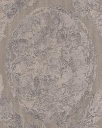 Abbeywood Damask Pewter by