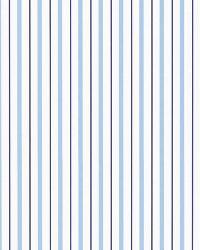 Anderson Stripe Dress Shirt Blue by  Ralph Lauren Wallpaper