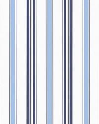 Basil Stripe Porcelain by  Ralph Lauren Wallpaper