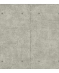 Magnolia Home Concrete Removable Wallpaper by