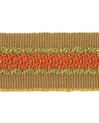 Potter Braid Tangerine by