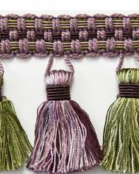 Sponsor Tassel Fringe Lilac by