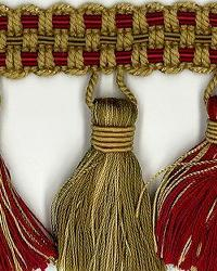 Sponsor Tassel Fringe Cardinal by