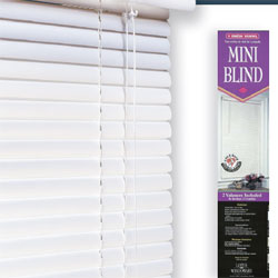 "1"" Vinyl Mini Blinds"