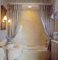 You Need Two Rods For A Non Moving Decorative Outer Curtain Like This